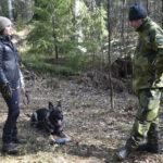 Anlagstest för Patrullhund